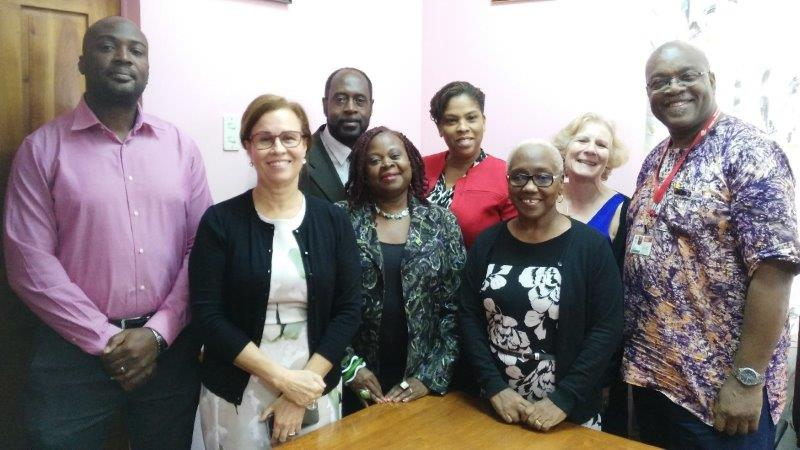 PAHO meets on the Strategic Direction for Nursing in Trinidad and Tobago Aug 2019 web