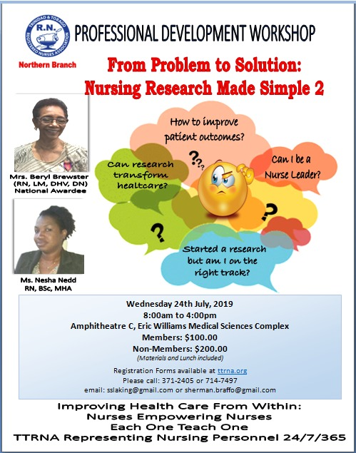 From Problem to Solution 9jul19