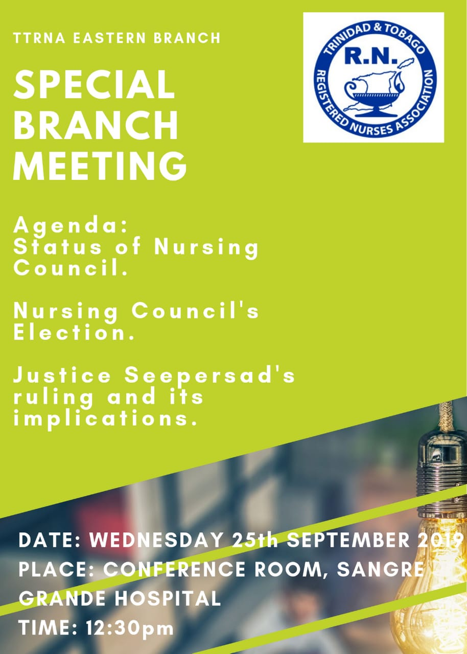 Branch Meeting Status of Nursing Council Sept 2019 pic 2